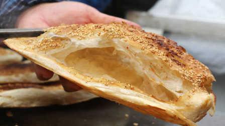 蒙城烧饼的做法