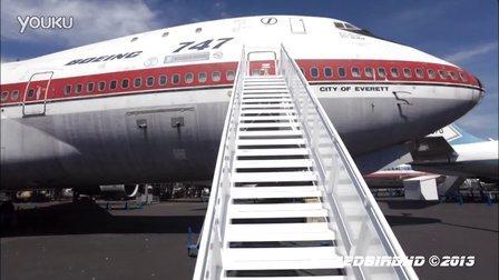波音747家族 - 从747SP到747-8