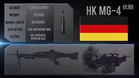 德国 黑克勒·科赫 MG4轻机枪