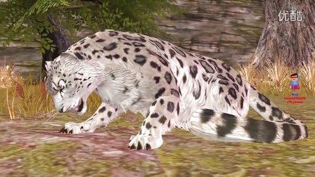 狮子vs雪豹vs猞猁vs老虎vs花豹vs美洲狮
