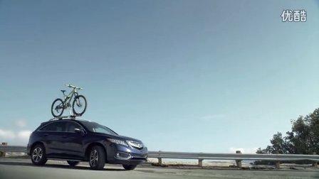 讴歌Acura RDX广告 – 户外山地单车爱好者故事