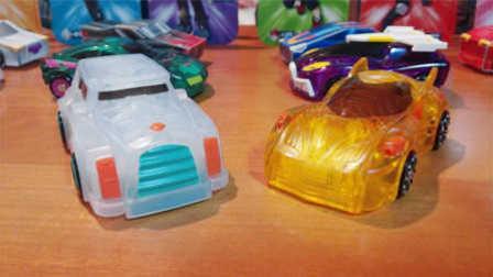 【魔力玩具秀】勇武猛犸, 蛊惑飞仙 第一二三季新款韩国魔幻车神自动爆裂变形玩具车机器人