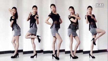 新生代广场舞 掌声在哪里(服装改造附光脚)编舞范范