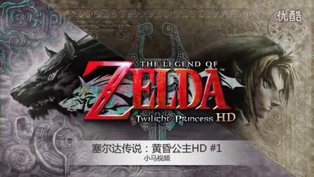 #01【塞尔达传说:黄昏公主HD】开篇-重回我的塞尔达世界