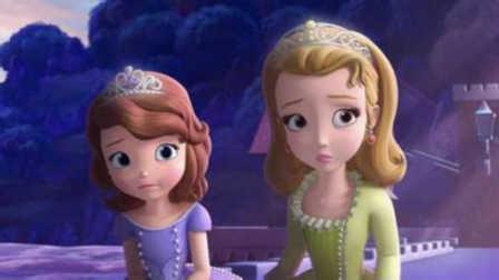 小公主苏菲亚国语版小公主苏菲亚动画片小公主苏菲亚之蝴蝶仙子芭比公主白雪公主长发公主可爱宝贝家庭聚会亲子游戏