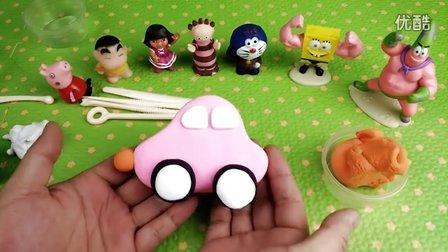 玩具学堂 2016 彩泥手工制作小汽车玩具 57 彩泥制作小汽车玩具