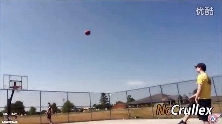 难以置信的篮球射击技巧!