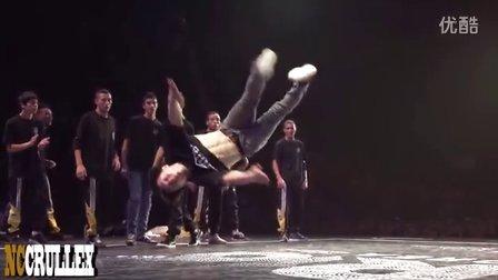 令人难以置信的街舞技巧!