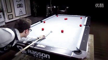 疯狂的特技台球!Insane Pool Trickshots 2016