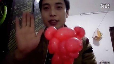 二娃气球之十二生肖猪