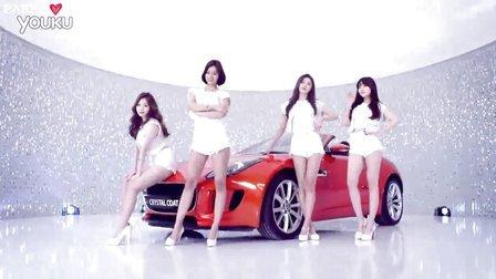 【中字】Girls day--Crystal Coat<Bull sone汽车清洁剂>CF_MV