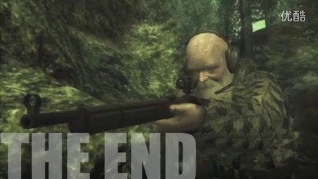 [合金装备3:食蛇者] HD版 E-Ex难度 Mk22手枪 - 全Boss技术战