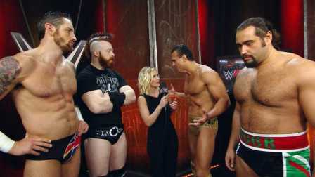 【Raw 3/14】四国联盟再战新时代组合