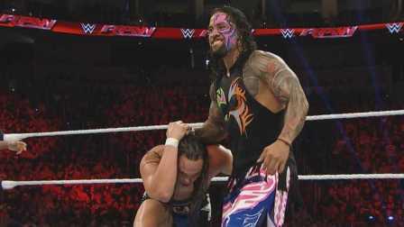 【Raw 3/14】乌索兄弟放逐包-达拉斯