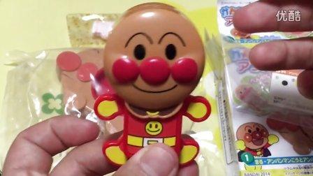 happy face 面包超人 2016 面包超人玩具介绍(四十四) 面包超人玩具介绍(四十四)