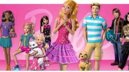 芭比娃娃之梦想豪宅叮铛小游戏之芭比做通心面
