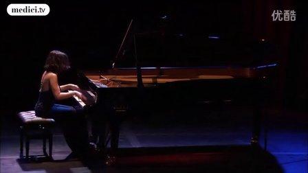 美女钢琴家:卡蒂雅·布尼亚季什维莉 演绎普罗科菲耶夫《升c小调第7号交响曲》