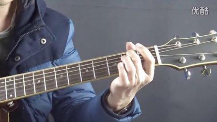 深蓝雨吉他 寂寞是因为思念谁 指弹版