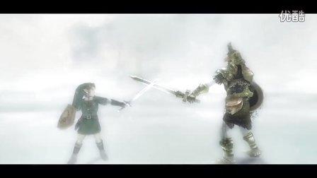 #07【塞尔达传说:黄昏公主HD】神殿-猴子原来是朋友