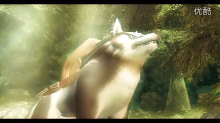 #05【塞尔达传说:黄昏公主HD】小偷-偷出了村民的木盾和师傅的宝剑