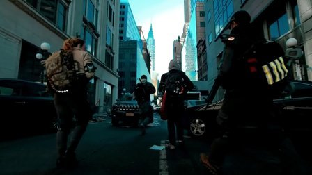 育碧汤姆·克兰西《全境》真人系列短片《特工起源》