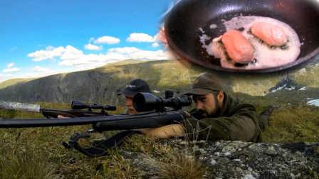獵奇 揭秘北欧男人的黑野味 香煎驯鹿蛋