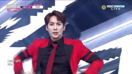 [SS301现场]160224 -《Pain》[Show champion(冠军秀)]