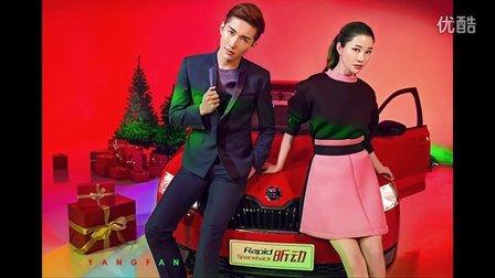 上海大众斯柯达汽车广告 摄影师杨帆拍摄现场视频花絮