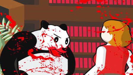 【屌德斯解说】 五分钟杀死自己 可怕的小游戏,小少女被强行拉进男厕所