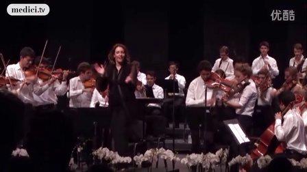 奥朗德拉·德·拉·帕拉-瑞士韦尔比耶音乐节