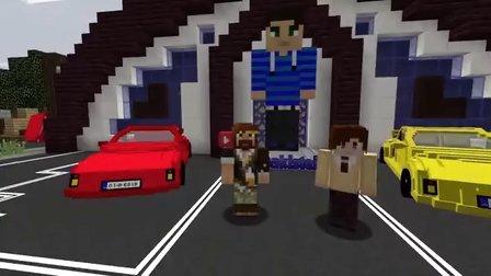 ★我的世界★Minecraft《籽岷的1.9双人欢乐小游戏 四驱兄弟》