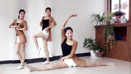新生代广场舞 青春(超好听韩文附光脚)编舞応子