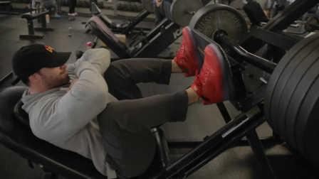 Bradley Martyn(布拉德利·马丁)214期【腿举的正确做法】
