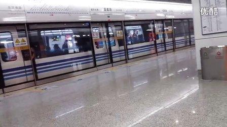 实拍宁波轨道交通地铁1号线(霞浦站↔高桥西站)轻轨运行场景!
