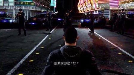 灰哥极品飞车16(5):拉斯维加斯,警察太凶残跪地求饶极限逃脱