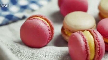 马卡龙-幸福的味道-意式马卡龙制作