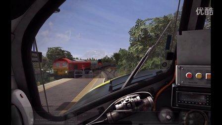 模拟火车2016 新线路North Somerset Railway试玩