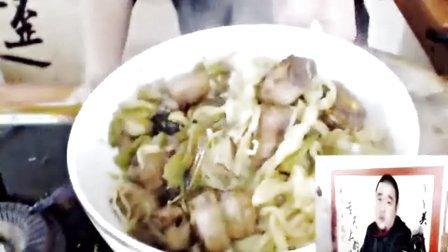 排骨豆角焖面的做法 YY美食主播奶酪 频道23597