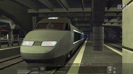 模拟火车 2016 新线路法国高铁 Atlantic High Speed Route & TGV