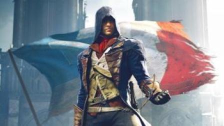 血色浪漫《刺客信条 大革命》大结局 再见,法兰西