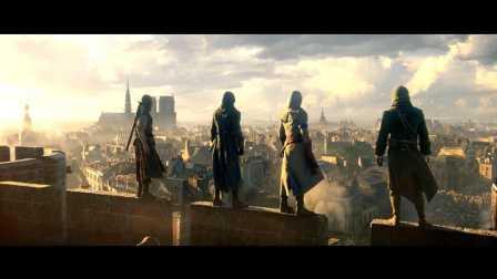 血色浪漫《刺客信条 大革命》第五集 巴黎下水道