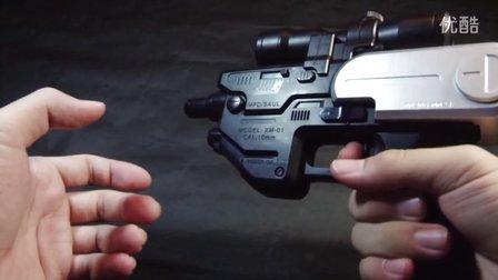 【通天晓哥】假面骑士G3DX手枪GG02