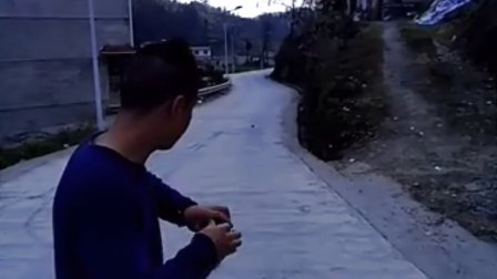 龙鳞弓弹弓推磨练习法