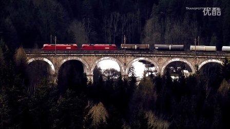 奥地利 Semmeringbahn铁路实景(已经做成模拟火车线路)