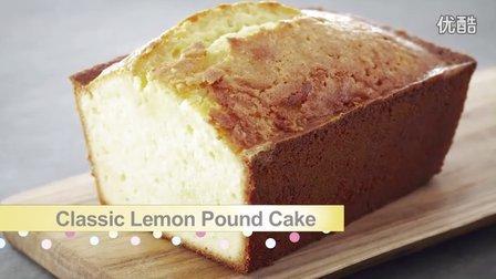 【蛋糕制作】Pound Cakes by Anna Olson
