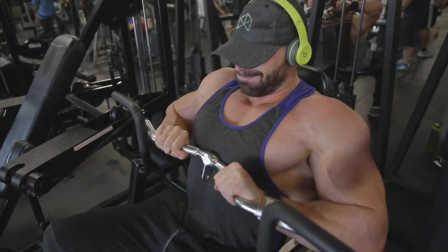 Bradley Martyn(布拉德利·马丁)234期【新式胸肌训练】