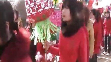 西和县最好听社火曲《织手巾》