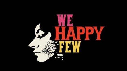 【直播录像】《We Happy Few》EP4-床底危机