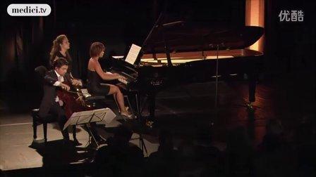 法国大提琴家戈蒂埃·卡普松&王羽佳共同演绎拉赫玛尼诺夫