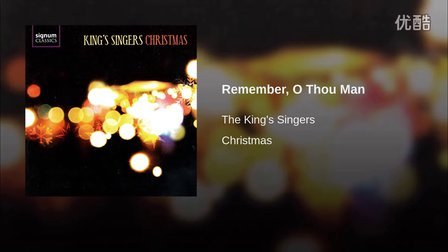【Album】Ravenscroft: Remember, O Thou Man § The King's Singers 2003